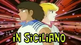 HOLLY E BENJI IN SICILIANO  parte 1