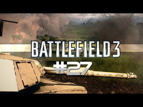 Battlefield 3: Armored Kill - Action auf Armored Shield im Let's Play #27 [Original/HD]