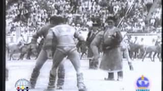 Монгол бөхийн түүх 1924 - 1994 (sponsored by Д.Дагвадорж)