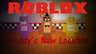 ROBLOX: Freddy's New Location A Fnaf RP| How To Get The Virus And Fun In The Sun Badge