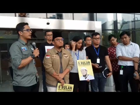 6 Bulan Tidak Terungkap, Koalisi Masyarakat Sipil Galang Dukungan untuk Novel via Kanal ythpakpresid