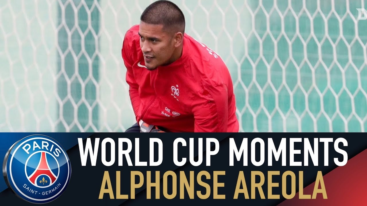 WORLD CUP MOMENTS - ALPHONSE AREOLA