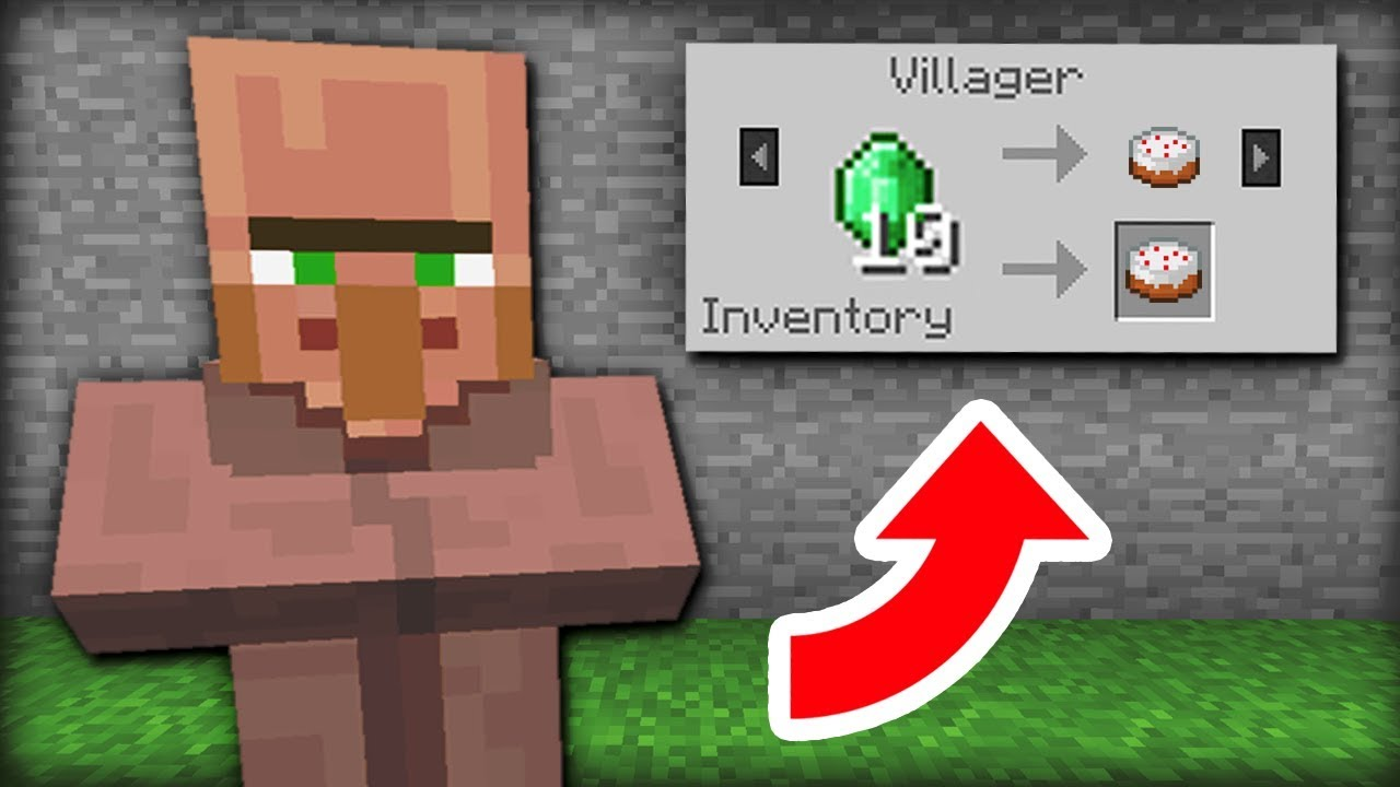 ✔ Minecraft: 10 Villager Trades You Should Know