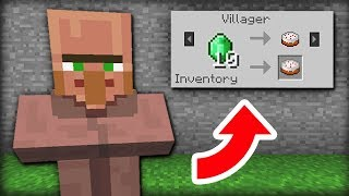 ✓ Minecraft: 10 Villager Trades You Should Know YouTube
