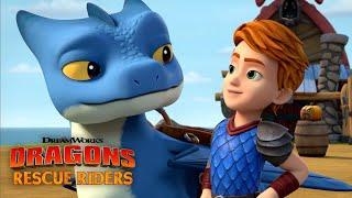 Season 1 Promo | DRAGONS RESCUE RIDERS