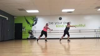 """Baby"" choreo for Zumba and Cardio Dance Video"