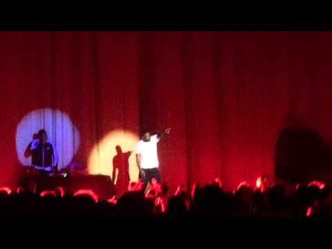 Jay Rock - Gumbo Live @ The Fillmore 11/1/15