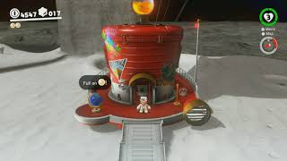 Super Mario Odyssey (Final Part - Moon Kingdom and Final Boss Battle)