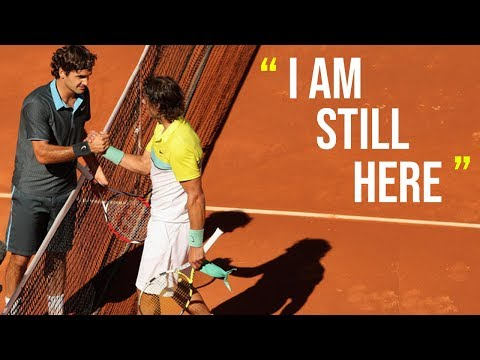 The Tournament That Brought Roger Federer Back To Life | GOAT Comeback Story
