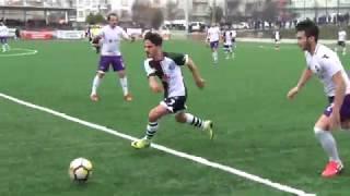 gerze  belediyespor sinop spor 1. amatör lig karşılaşması