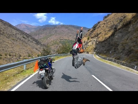 Bhutan Ride (The Land of the Thunder Dragons) of Shadow Force Bikers' Oct 2015