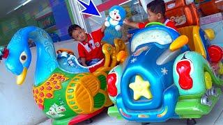 Gambar cover Naik Odong Odong Sama Kucing Doraemon | Lagu Anak Odong Odong