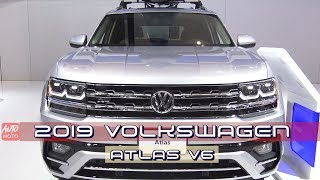 2019 Volkswagen Atlas V6 - Exterior And interior Walkaround - 2019 Toronto Auto Show