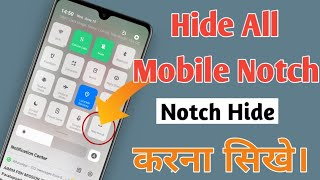 How to Hide Notch On Realme 3 Pro or All Realme  Redmi Phones| Hide or Unhide Notch Hindi 2019