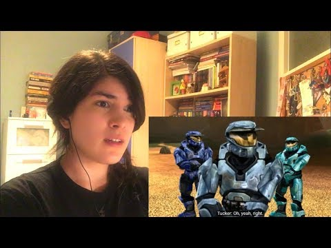 Red vs Blue Season 2: Episode 1-5 Reactions - Church's Switch