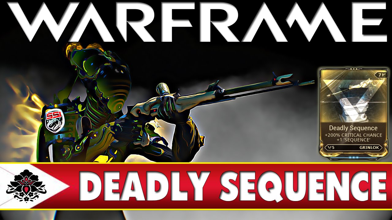 Warframe Deadly Sequence Grinlok Augment Is It Worth It Tactical Potato Let S Play Index Over the years, warframe has become very complex and whenever a new frame releases, the complexity of the game increases. let s play index
