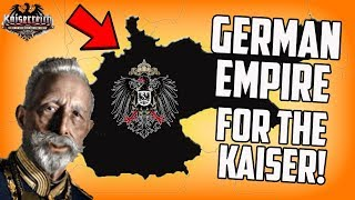 Trying To Preserve the Empire! Germany Kaiserreich Mini Campaign (Hearts of Iron 4)