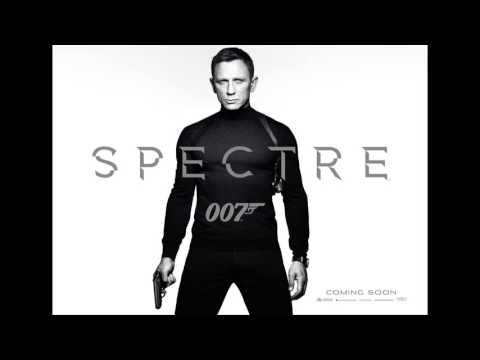 James Bond Spectre - Writing's On The Wall (Instrumental Version) Soundtrack Ost