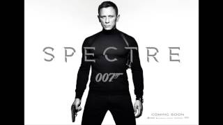 James Bond Spectre - Writing