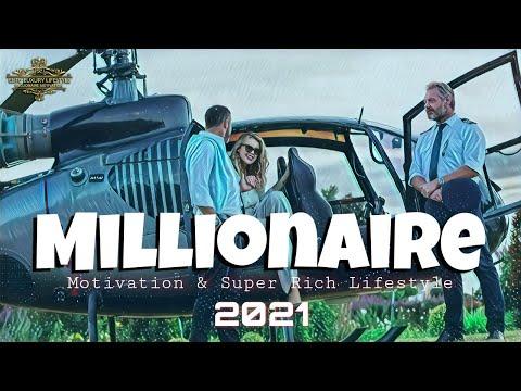 Millionaire Motivation & Super Rich Lifestyle in Dubai -2021-  Video # 4