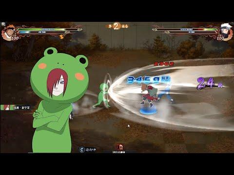 Nagato, Konan, and... Yahiko..??  Nagato [Frog Squad] testplay | Naruto Online CN