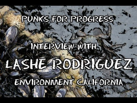 Int. w/LaShe Rodriguez NEW CA Offshore Drilling