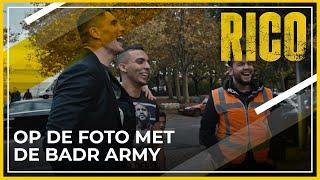 Rico: 'Ik ga Badr koppie kleiner maken!'   RICO