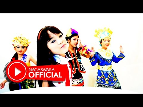 Keyne Stars - Anak Indonesia - Official Music Video - NAGASWARA