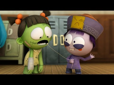 Funny Animated Cartoon | Who Needs Dentist?! | 스푸키즈 | Cartoons For Kids | Kids Movies