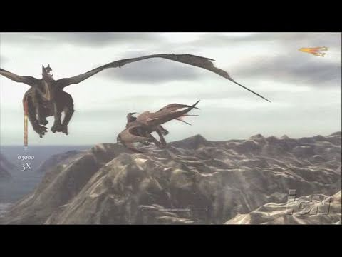 Lair PlayStation 3 Interview - Video Interview (HD)