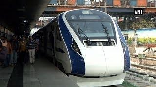 Train 18: PM Modi to flag off India's first engine-less train