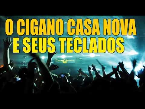 O CIGANO CASA NOVA E SEUS TECLADOS - CD - AS MELHORES
