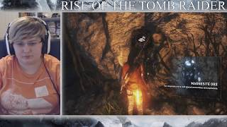 Rise Of The Tomb Raider Playthrough Part 3 - Can