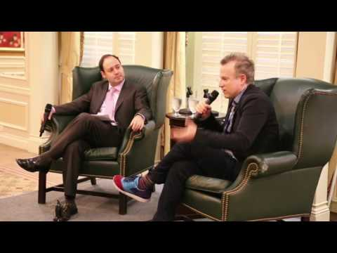 Bestselling Author Ben Mezrich on Boris Berezovsky and Roman Abramovich