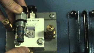 Hydraulique-Reducteur de pression