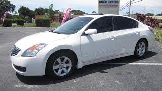 SOLD 2008 Nissan Altima 2.5 SL Meticulous Motors Inc Florida For Sale