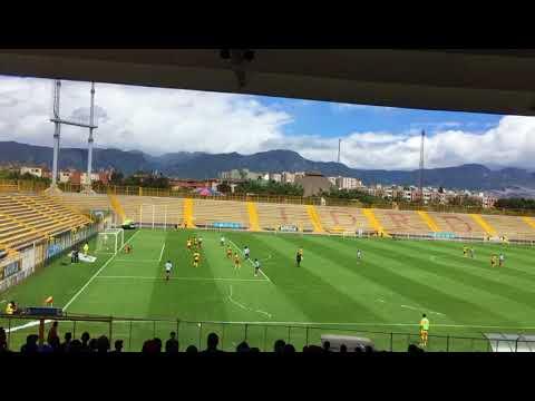 Gol del Unión Magdalena contra Bogotá Fc. para el 0 - 2 convierte Viveros!