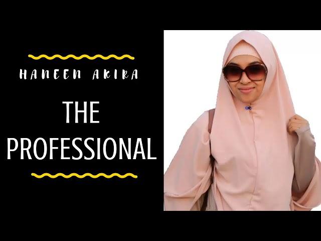 Haneen Akira -  The Professional
