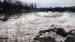 Grand Falls, NB April 27th, 2018