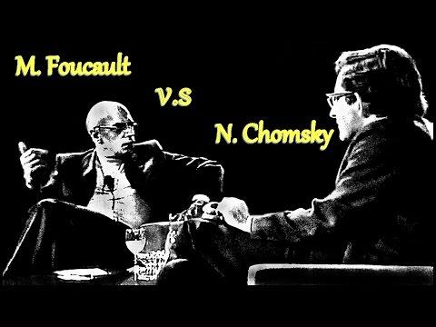 """M. Foucault Ve N. Chomsky Tartışıyor... """"Proletarya Diktatörlüğü"""""""