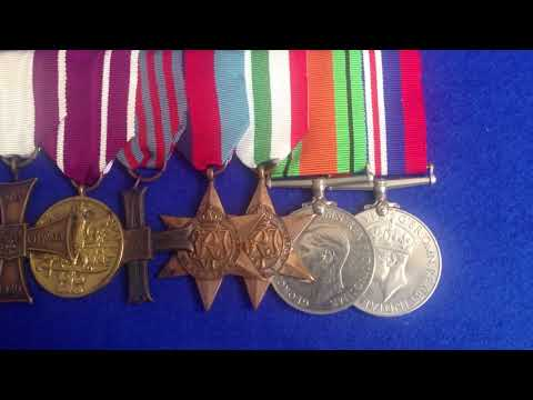 Polish World War 2 medal group