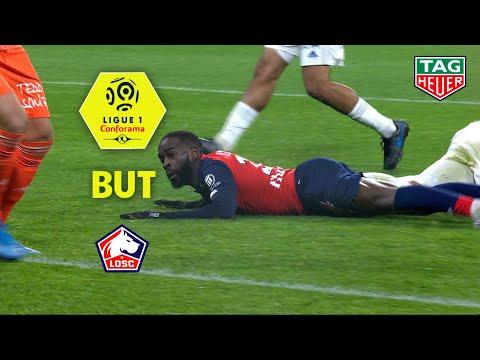 But Jonathan IKONE (68') / Olympique Lyonnais - LOSC (0-1)  (OL-LOSC)/ 2019-20