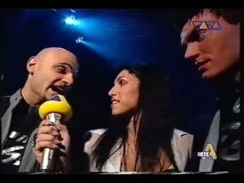 EIFFEL 65 - 80'S STARS & LUCKY (IN MY LIFE) + ''INTERVIEW'' (LIVE AT CLUB ROTATION 2001)
