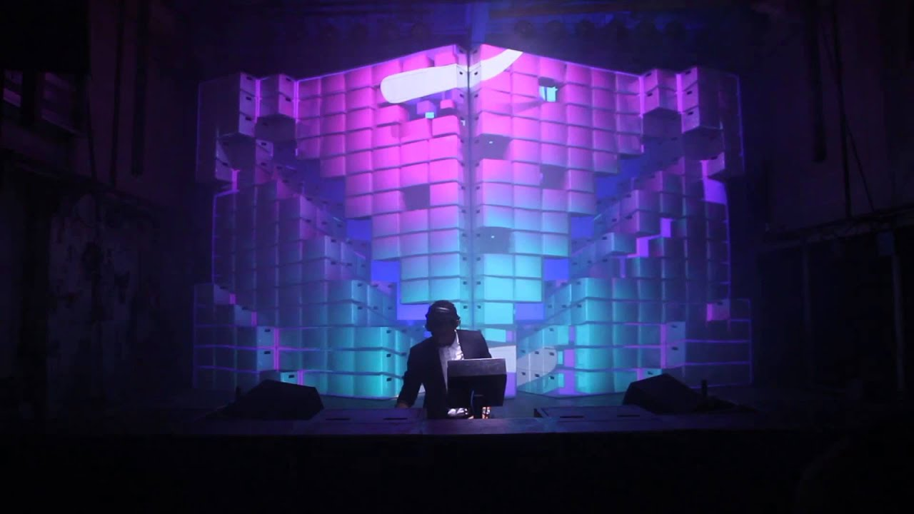 3D Video Mapping indoor stage design - YouTube  3D Video Mappin...