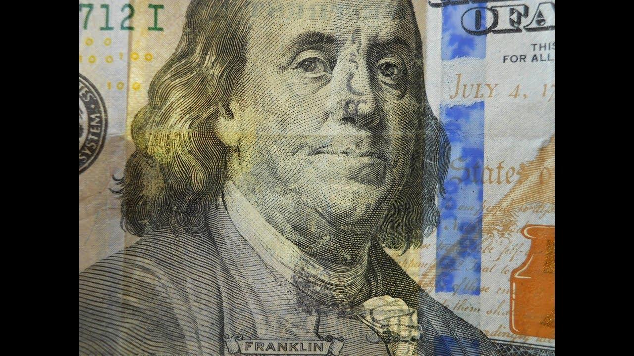 Beck's million dollar error on a Franklin Movie