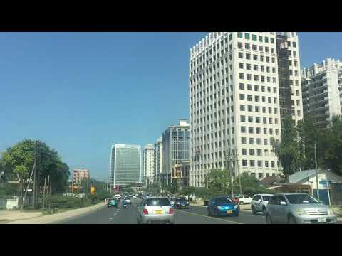 Streets of Dar es salaam