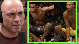 "Joe Rogan on Anderson Silva vs. Israel ""Style Bender"" Adesanya"