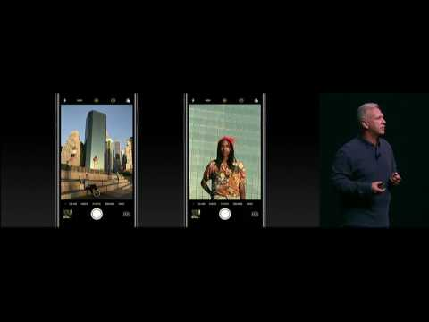 New features of the iphone 7 camera