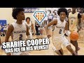 Sharife Cooper Has ICE IN HIS VEINS!! | Elite PG Comes Up BIG DOWN THE STRETCH at GE8TOC