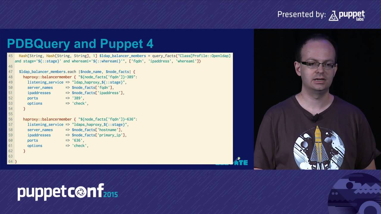 Our Experience Using Puppet 4 Language Features   Puppet